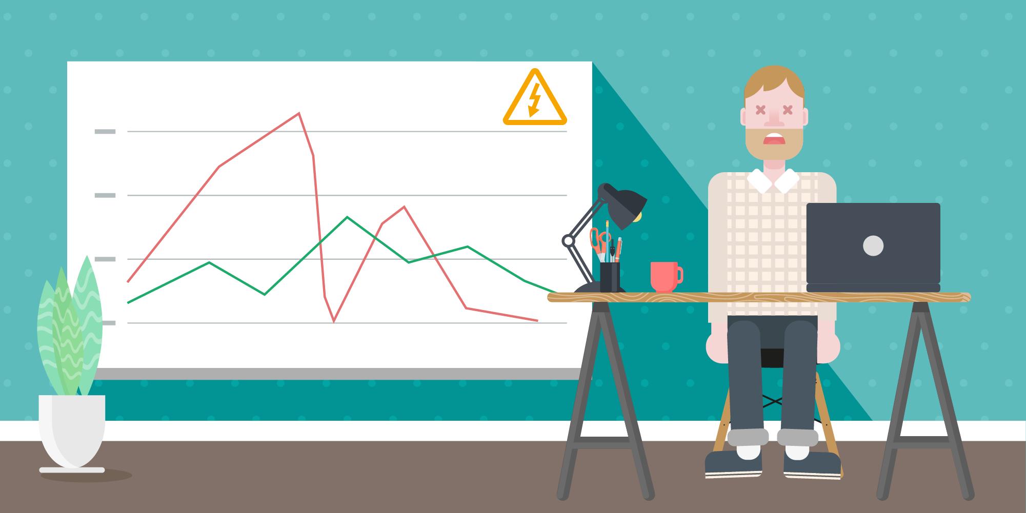 2 einfache Methoden, wie Sie die Planungseffizienz im Contact Center messen