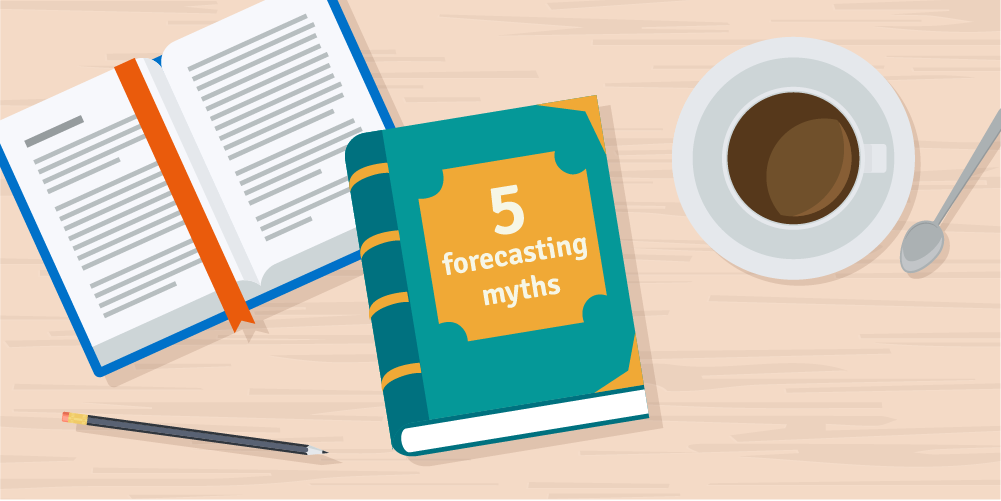 5 Myths about Contact Center Forecasting you shouldn't fall for