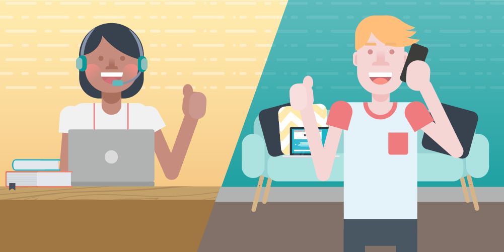 How to boost employee engagement in your contact center with 2 simple tactics