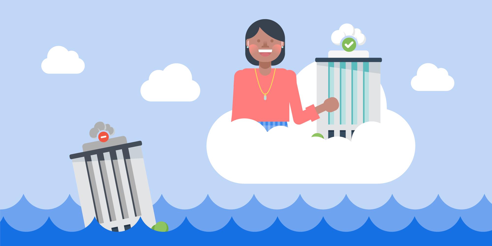 5 unbestreitbare Gründe für Cloud-Technologie im Contact Center