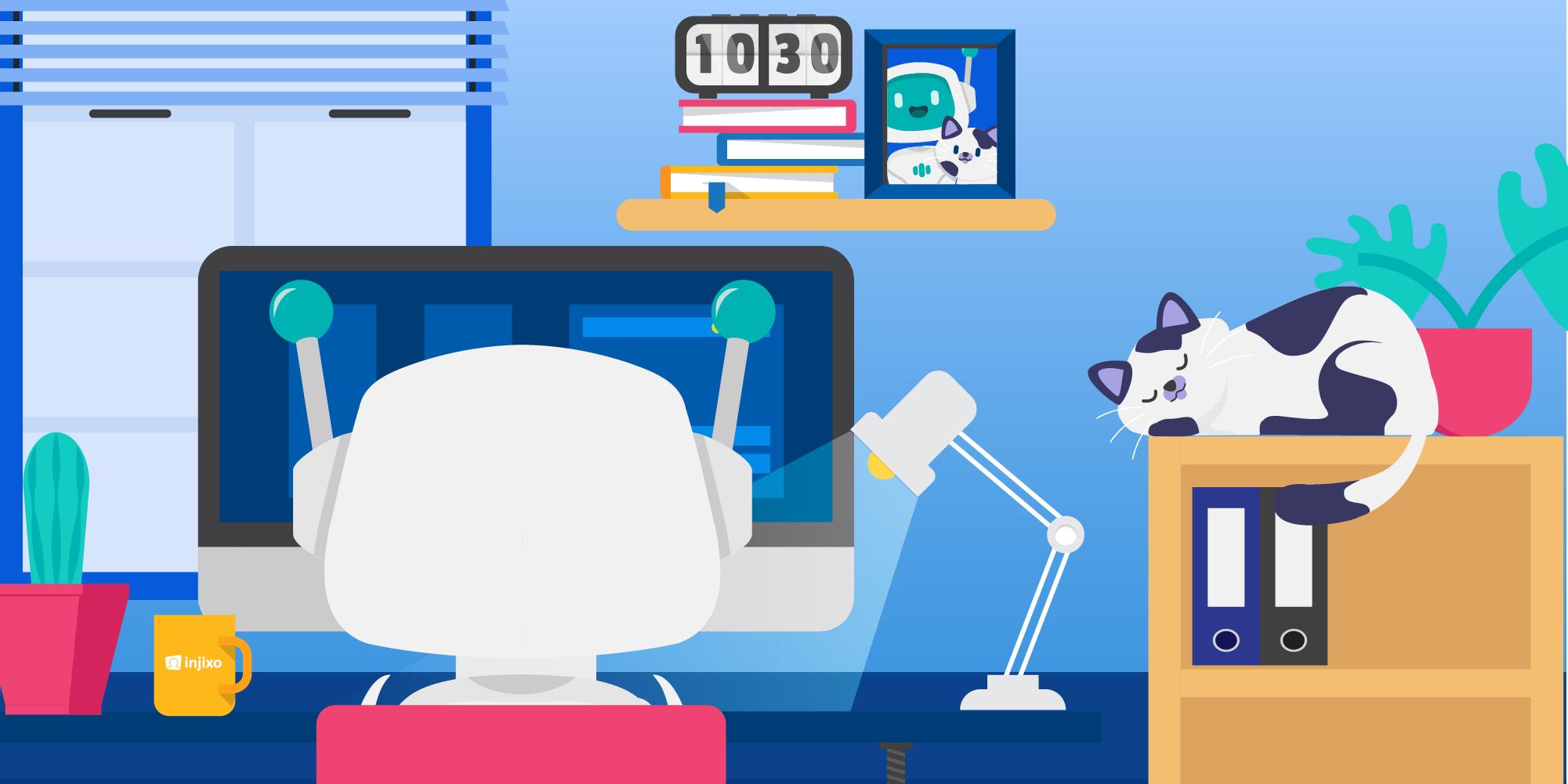 Home-Office im Contact Center: Von der Notlösung zum Dauerbetrieb