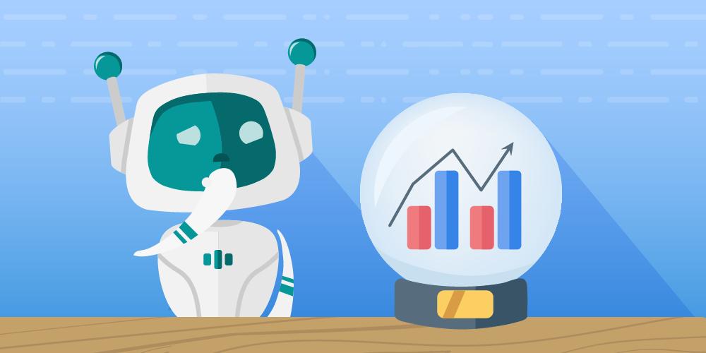 Forecasting-Basics #1: Das zukünftige Arbeitsaufkommen exakt voraussagen