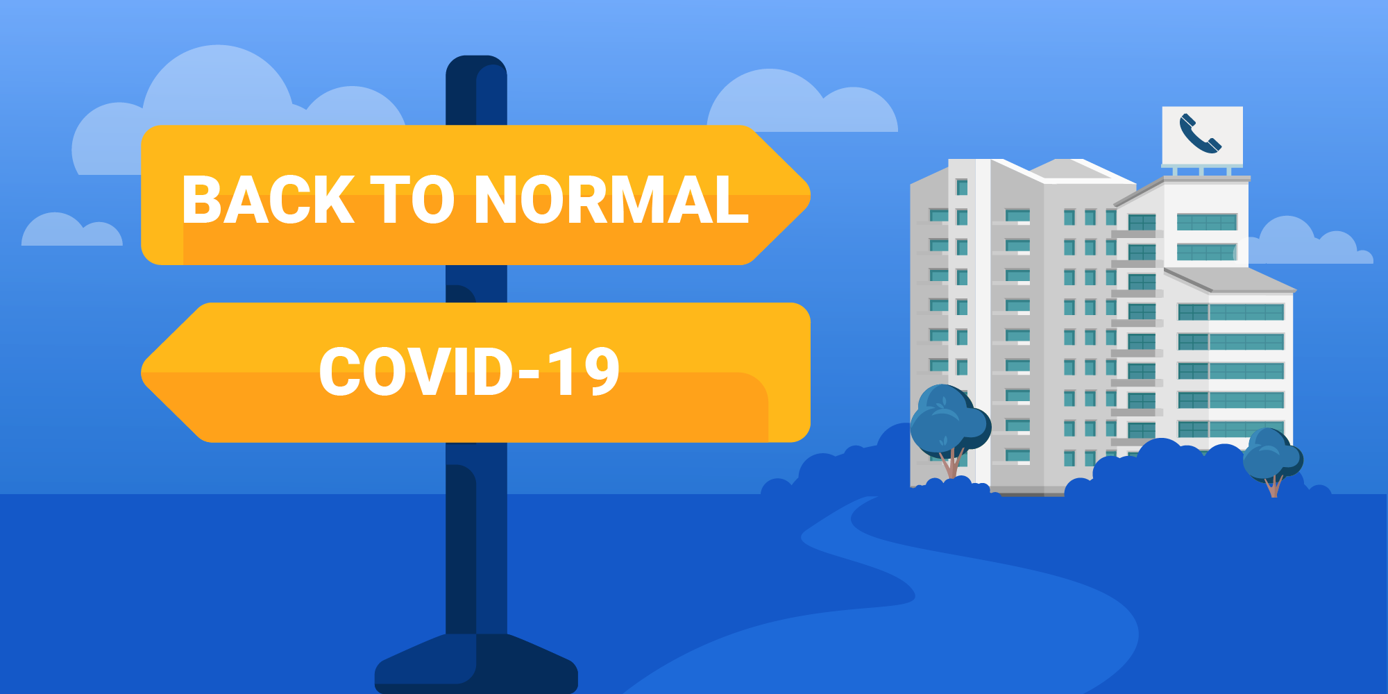 "Post COVID-19 - Finding the ""New Normal"""