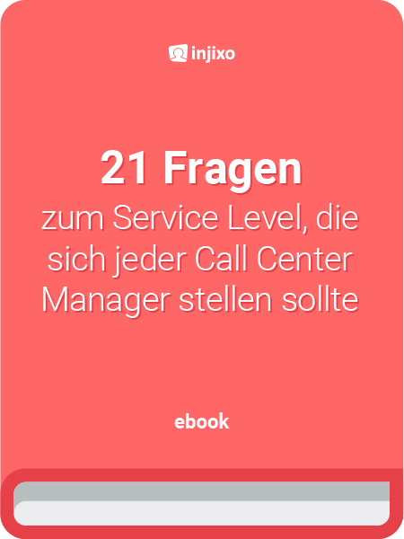 Erfolgreiches Service-Level-Management im Call Center Teil 1 E-Book